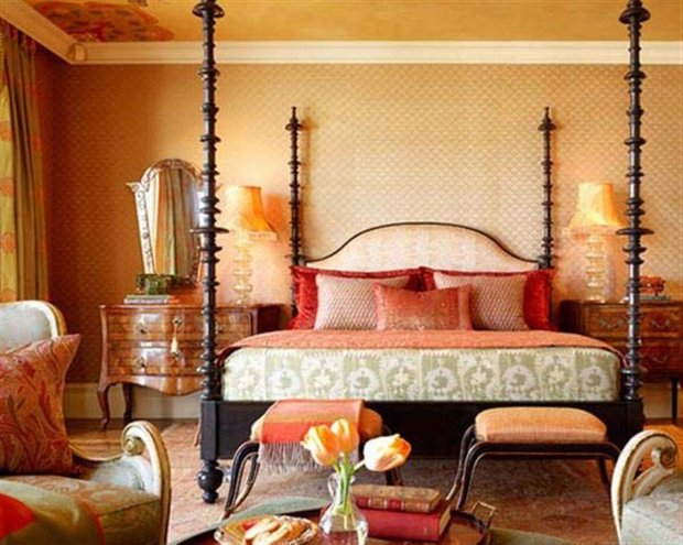 Фотография: Спальня в стиле Восточный, Декор интерьера, Декор дома, Марокканский – фото на INMYROOM