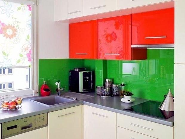 Фотография:  в стиле , Кухня и столовая, Декор интерьера, Квартира, Дом, Декор, Оранжевый – фото на INMYROOM