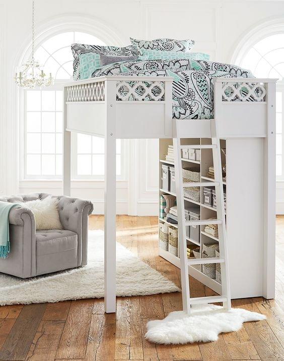 Фотография: Мебель и свет в стиле Скандинавский, Спальня, Советы – фото на INMYROOM