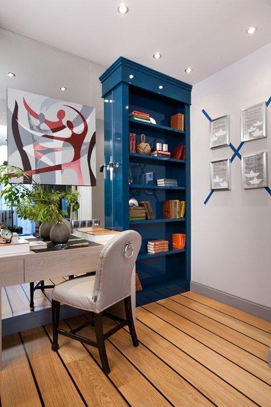 Фотография: Офис в стиле Современный, Гостиная, Декор интерьера, Интерьер комнат, Проект недели – фото на INMYROOM