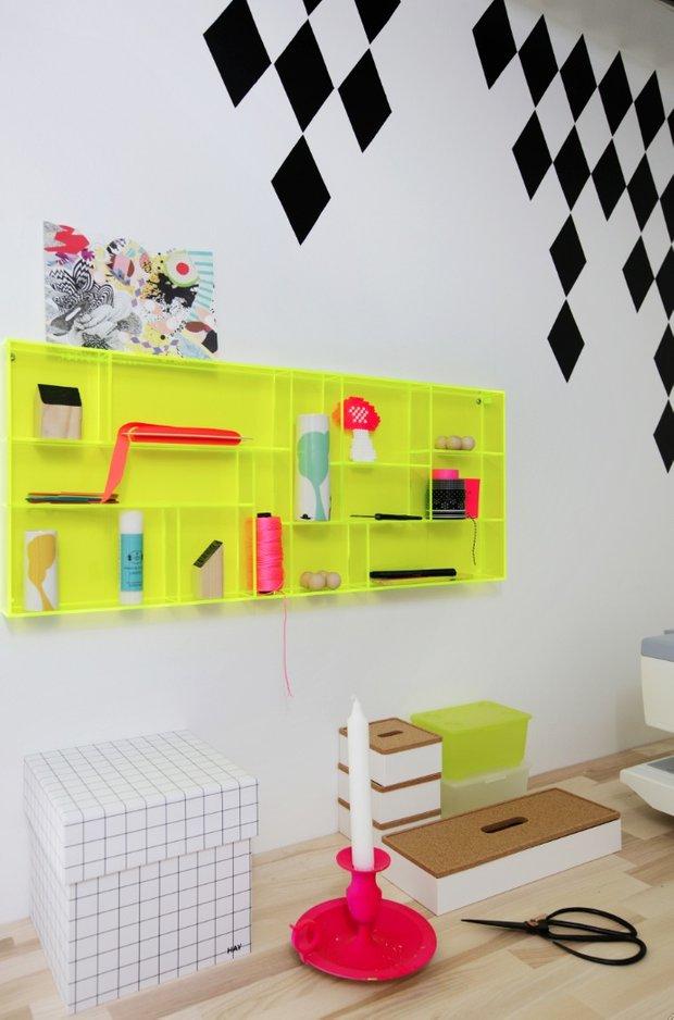 Фотография: Декор в стиле Скандинавский, Декор интерьера, Дизайн интерьера, Цвет в интерьере, Желтый – фото на INMYROOM