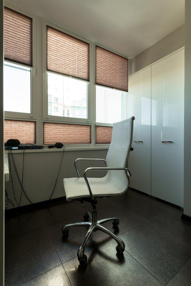 Фотография: Мебель и свет в стиле Современный, Балкон, Интерьер комнат – фото на INMYROOM