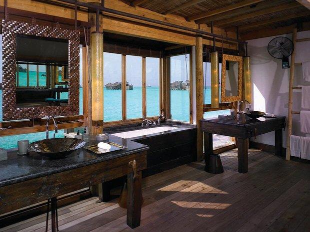 Фотография: Ванная в стиле Современный, Дом, Дома и квартиры, Отель – фото на INMYROOM