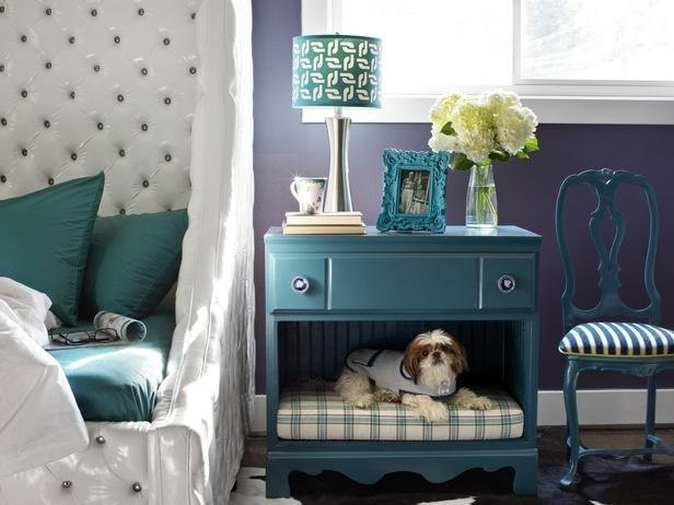 Фотография: Спальня в стиле Прованс и Кантри, Малогабаритная квартира, Квартира, Дома и квартиры – фото на INMYROOM
