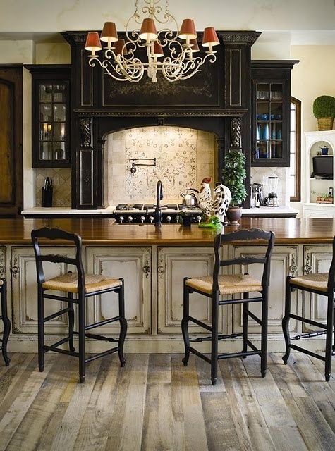 Фотография: Кухня и столовая в стиле Прованс и Кантри, Декор интерьера, Декор дома – фото на INMYROOM