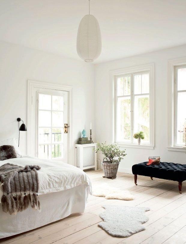 Фотография: Спальня в стиле Скандинавский, Дизайн интерьера – фото на INMYROOM
