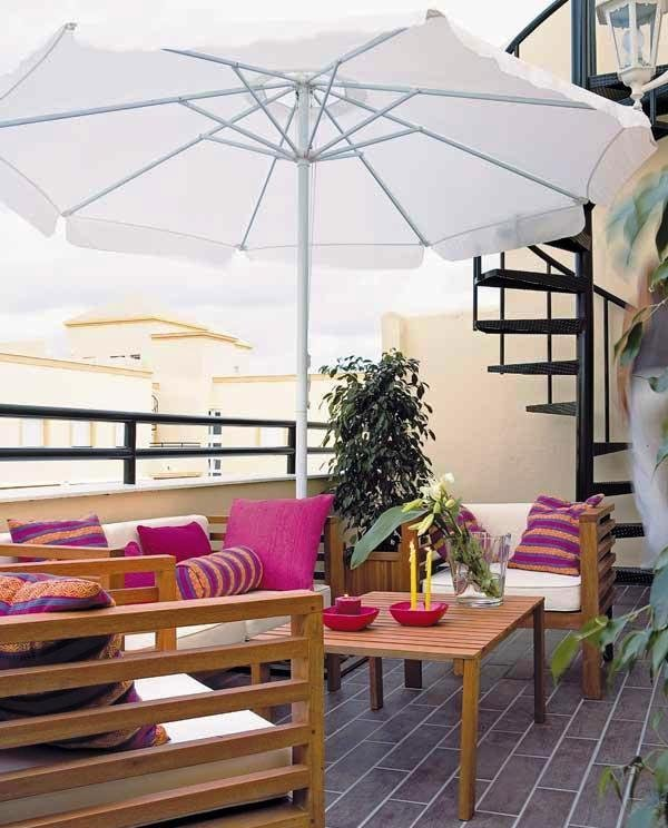 Фотография: Прочее в стиле , Балкон, Прованс и Кантри, Интерьер комнат, Дом и дача – фото на INMYROOM
