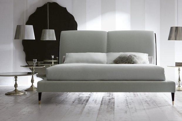 Фотография: Спальня в стиле Современный, Стиль жизни, Советы – фото на InMyRoom.ru