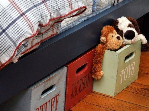 Фотография:  в стиле , Спальня, Гардеробная, Декор интерьера, Интерьер комнат, Системы хранения, Кровать, Гардероб – фото на INMYROOM