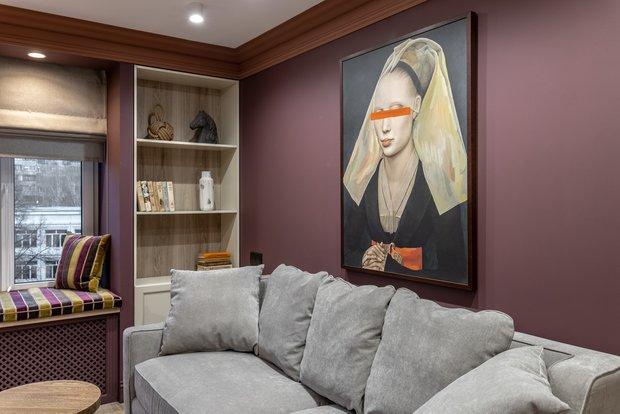 Фотография: Гостиная в стиле Современный, Декор интерьера, Вера Савельева – фото на INMYROOM