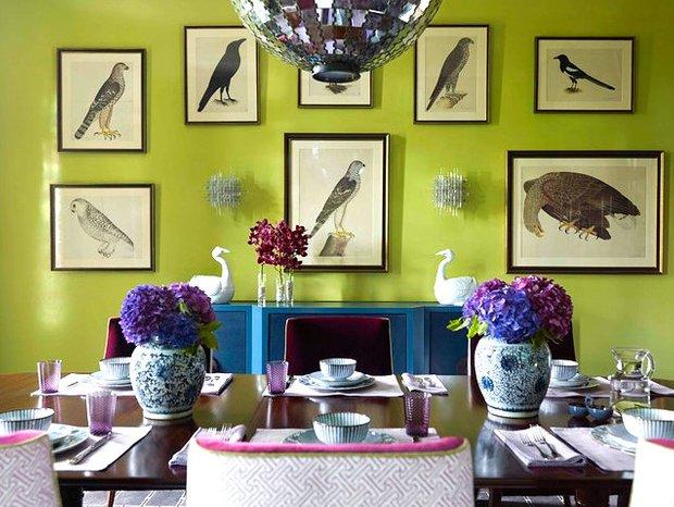 Фотография: Гостиная в стиле Прованс и Кантри, Эклектика, Декор интерьера, Советы – фото на INMYROOM