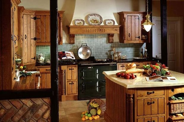 Фотография: Ванная в стиле Прованс и Кантри, Кухня и столовая, Декор интерьера, Квартира, Дом, Декор – фото на INMYROOM