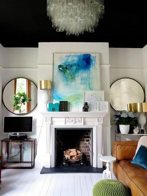 Фотография: Гостиная в стиле Прованс и Кантри, Декор интерьера, Дизайн интерьера, Декор, Цвет в интерьере – фото на INMYROOM