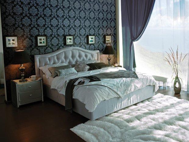 Фотография:  в стиле , Спальня, Декор интерьера, Советы, Askona, Аскона – фото на INMYROOM