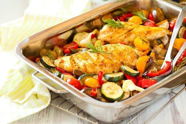 Фотография:  в стиле , Обзоры, Секреты кулинарии, Как приготовить курицу?, Курица – фото на INMYROOM
