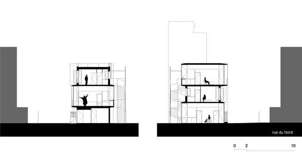Фотография: Планировки в стиле , Дома и квартиры, Городские места – фото на INMYROOM