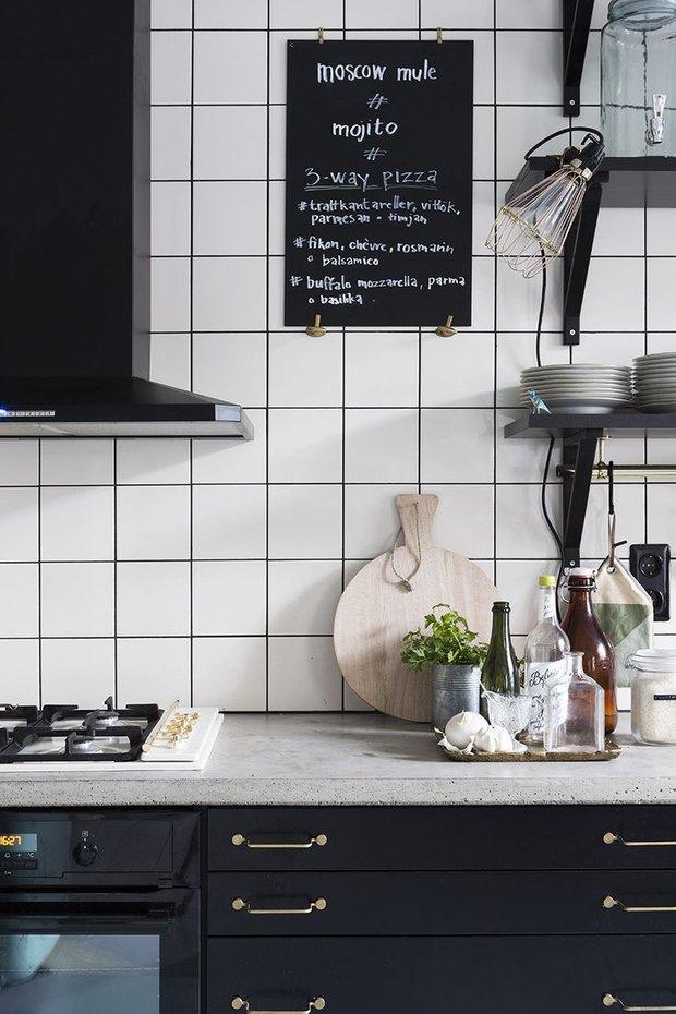 Фотография:  в стиле , Кухня и столовая, Декор интерьера, DIY, Квартира, Аксессуары, Декор, Мебель и свет, Советы, Переделка, Ремонт на практике – фото на INMYROOM