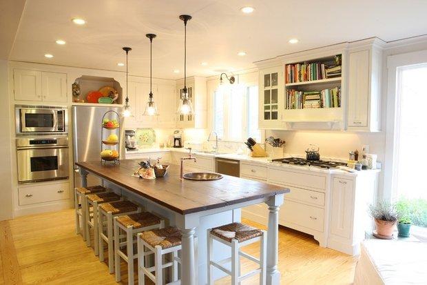 Фотография: Кухня и столовая в стиле Лофт, Современный, Интерьер комнат, Советы – фото на INMYROOM