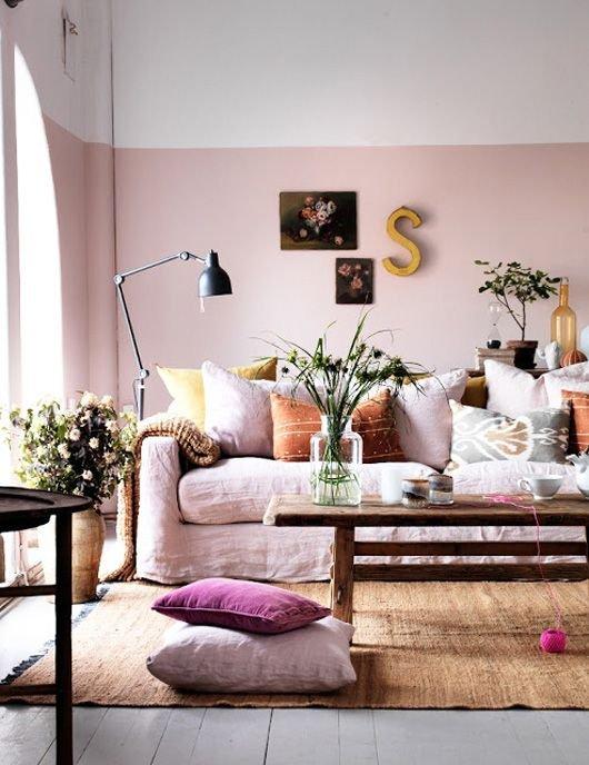 Фотография: Гостиная в стиле Скандинавский, Декор, Советы, Ремонт на практике – фото на INMYROOM