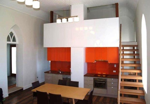 Фотография: Кухня и столовая в стиле Современный, Дом, Австралия, Дома и квартиры – фото на InMyRoom.ru