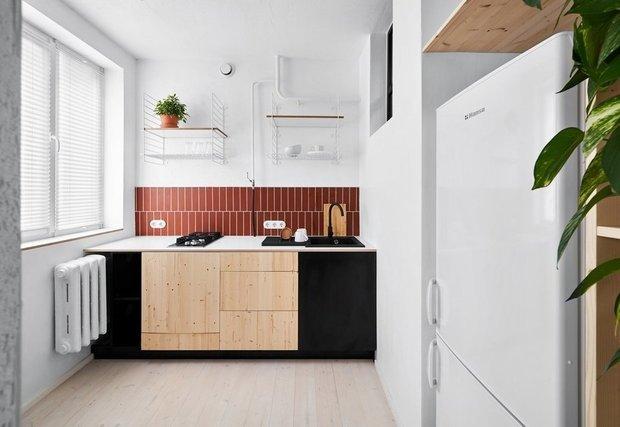 Фотография:  в стиле , Кухня и столовая, Советы, Белый – фото на INMYROOM