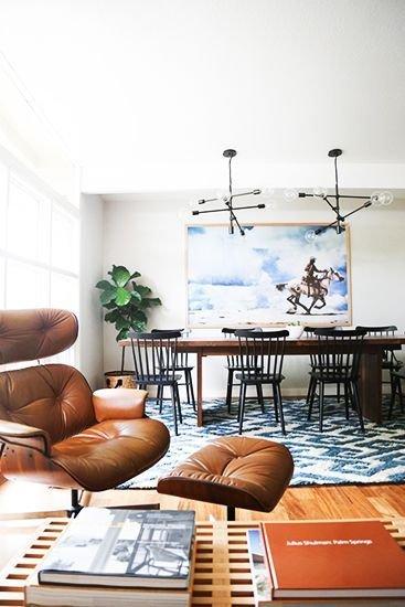 Фотография: Гостиная в стиле Лофт, Скандинавский, Декор интерьера, Декор дома – фото на INMYROOM