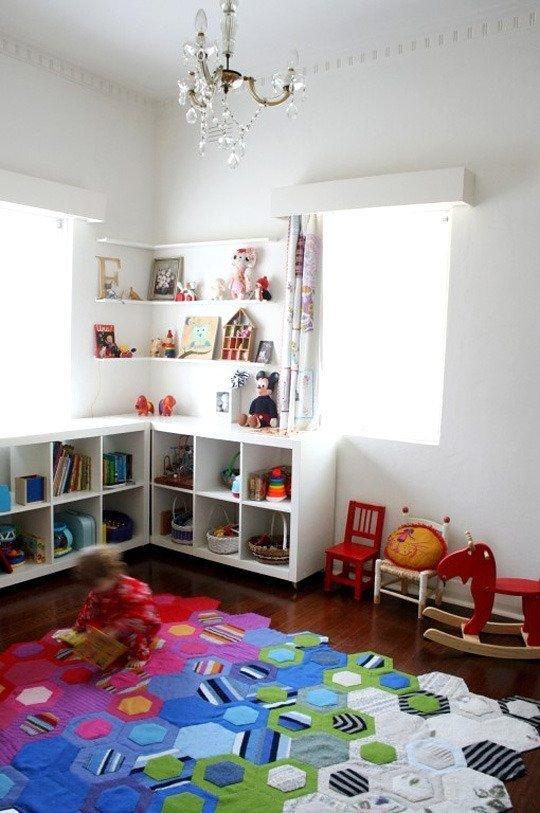 Фотография: Детская в стиле Классический, Скандинавский, Современный, Интерьер комнат – фото на INMYROOM