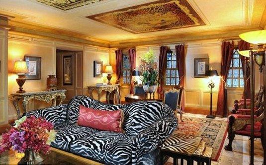 Фотография: Прочее в стиле , Дома и квартиры, Интерьеры звезд – фото на InMyRoom.ru
