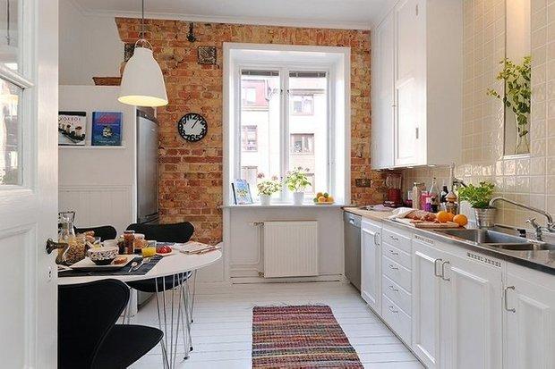 Фотография: Кухня и столовая в стиле Скандинавский, DIY, Стиль жизни, Советы, Ремонт – фото на INMYROOM