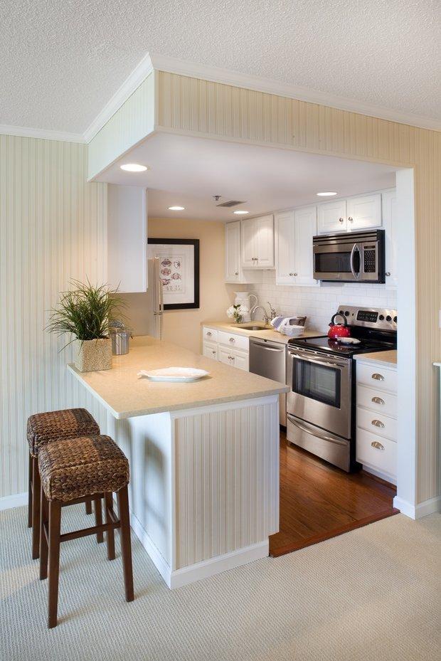 Фотография: Кухня и столовая в стиле Скандинавский, Интерьер комнат – фото на INMYROOM