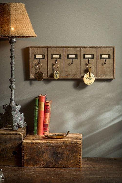Фотография: Декор в стиле Прованс и Кантри, DIY, Аксессуары, Советы, хранение в прихожей, Хранение мелочей, лайфхаки для кухни – фото на INMYROOM