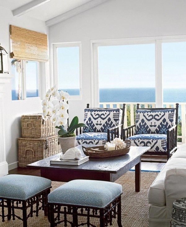 Фотография: Балкон, Терраса в стиле Восточный, Декор интерьера, Дизайн интерьера, Цвет в интерьере – фото на INMYROOM