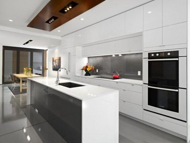 Фотография: Кухня и столовая в стиле Современный, Интерьер комнат, Бытовая техника – фото на INMYROOM