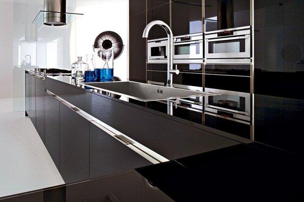 Фотография: Кухня и столовая в стиле Хай-тек, Интерьер комнат, HOFF, Советы – фото на INMYROOM