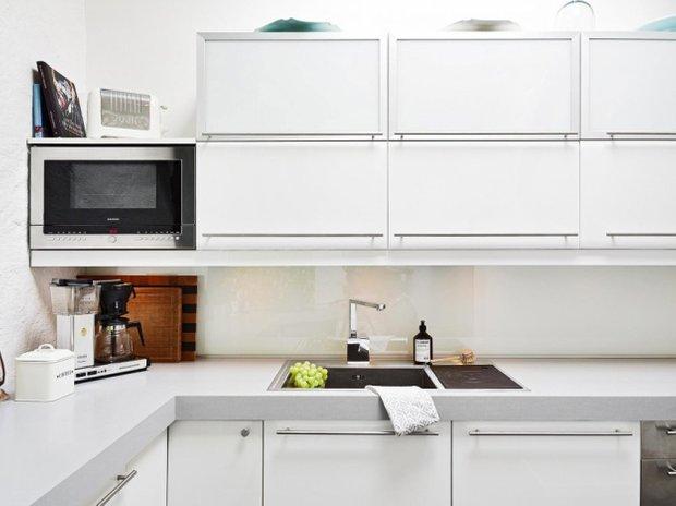 Фотография: Кухня и столовая в стиле Современный, Лофт, Скандинавский, Декор интерьера, Квартира, Дома и квартиры – фото на INMYROOM