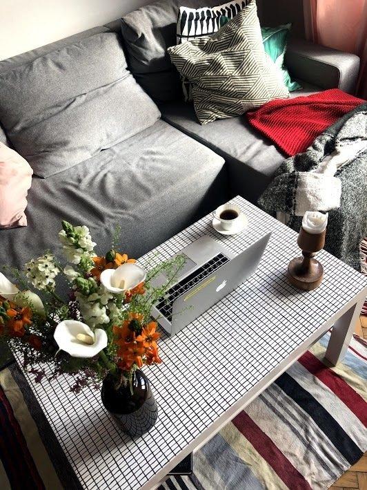 Фотография: Гостиная в стиле Скандинавский, LIFESTYLE – фото на INMYROOM
