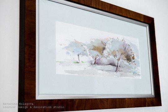 Фотография: Ванная в стиле Скандинавский, Декор интерьера, Малогабаритная квартира, Квартира, Дома и квартиры – фото на INMYROOM