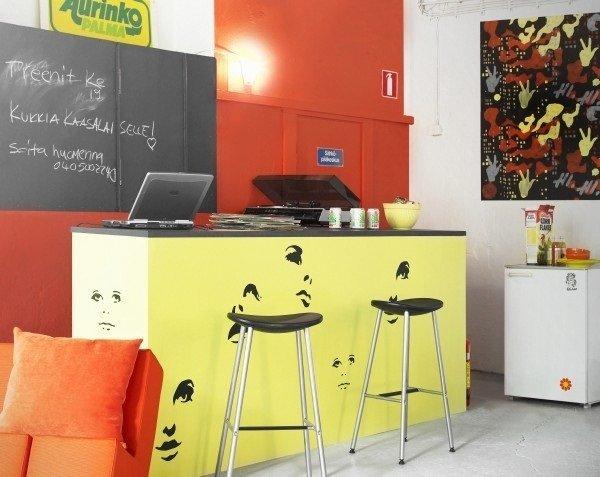 Фотография: Детская в стиле Современный, Кухня и столовая, Декор интерьера, Дизайн интерьера, Цвет в интерьере, Советы, Ремонт – фото на INMYROOM