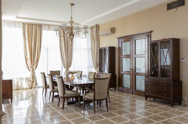 Фотография: Кухня и столовая в стиле Классический, Гостиная, Советы – фото на INMYROOM