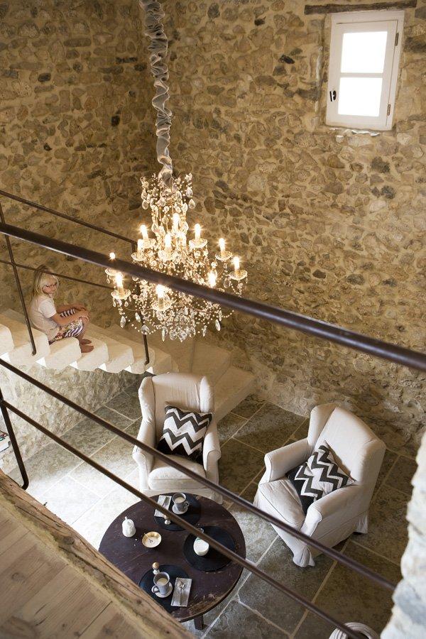 Фотография: Гостиная в стиле Прованс и Кантри, Классический, Современный, Декор интерьера, Дом, Франция, Дома и квартиры, Прованс – фото на INMYROOM