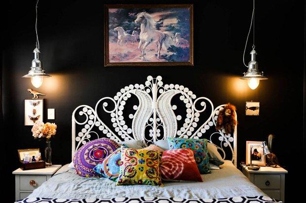 Фотография:  в стиле , Спальня, Советы – фото на InMyRoom.ru