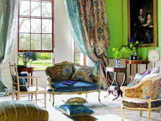 Фотография: Гостиная в стиле Прованс и Кантри, Индустрия, События, Галерея Арбен – фото на INMYROOM