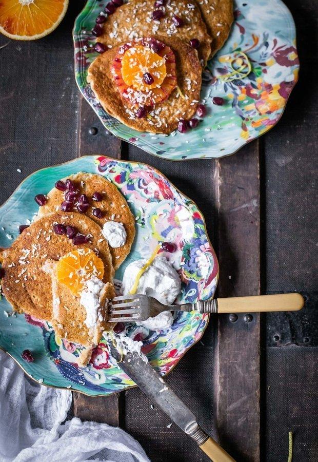 Фотография:  в стиле , Сладенького, Без сахара, Жарить, Секреты кулинарии, Кулинарные рецепты, Легкий завтрак, 15 минут, Американская кухня, Просто, Овсяные хлопья – фото на INMYROOM
