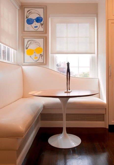 Фотография: Кухня и столовая в стиле Современный, Квартира, Дома и квартиры, Пентхаус, Картины – фото на INMYROOM