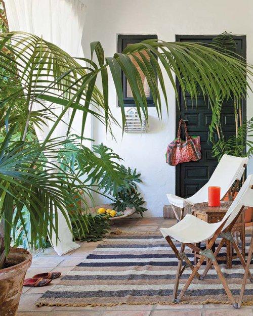 Фотография: Балкон, Терраса в стиле Восточный, Эклектика, Дом, Франция, Дома и квартиры, Деревенский, Марокканский – фото на INMYROOM
