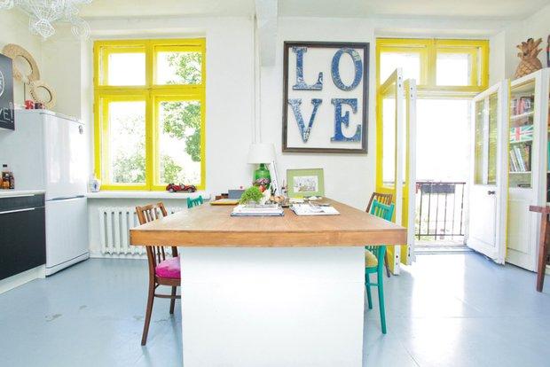 Фотография: Кухня и столовая в стиле Лофт, Скандинавский, Квартира, Советы, Гид – фото на INMYROOM