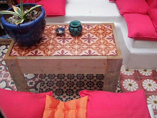 Фотография: Гостиная в стиле Восточный, Декор интерьера, Декор дома, Марокканский – фото на INMYROOM