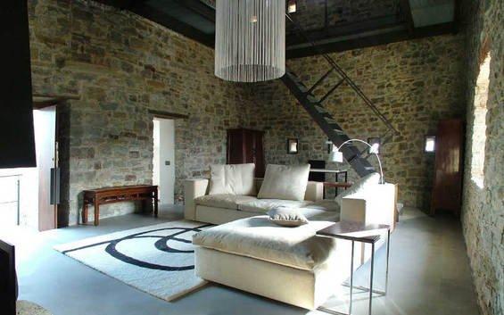 Фотография: Гостиная в стиле Прованс и Кантри, Италия, Дома и квартиры, Городские места, Отель – фото на INMYROOM
