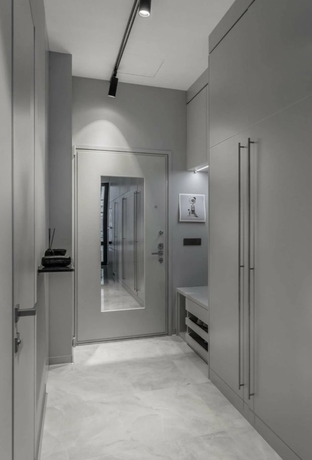 Дизайн: хозяйка квартиры Полина