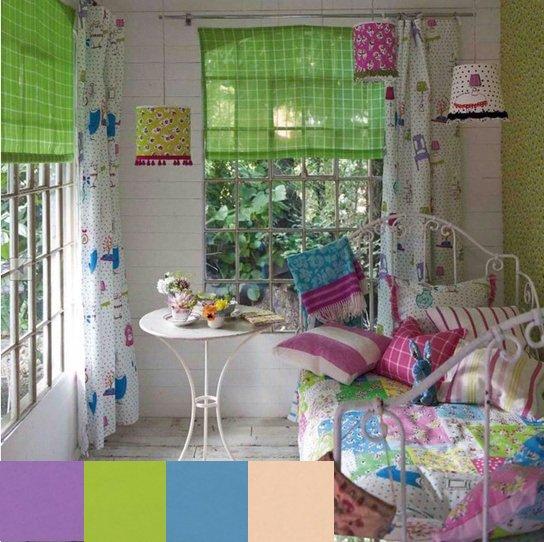 Фотография: Гостиная в стиле Минимализм, Спальня, Декор интерьера, Интерьер комнат, Цвет в интерьере, Цветы – фото на InMyRoom.ru